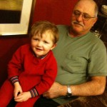 Grandpa a few years ago