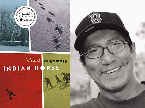 """Indian Horse"" by Richard Wagamese"