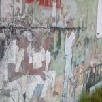 Mural at Morne le Blanc